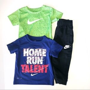 Nike Boys Dri-Fit Lot 2T
